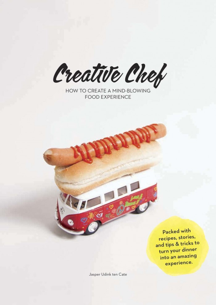 Creative Chef cookbook