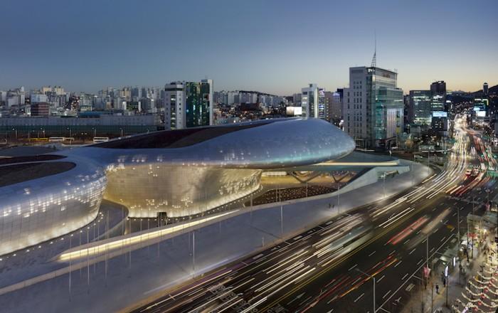 DDP in Seoul - Photo Credit: Virgile Simon Bertrand