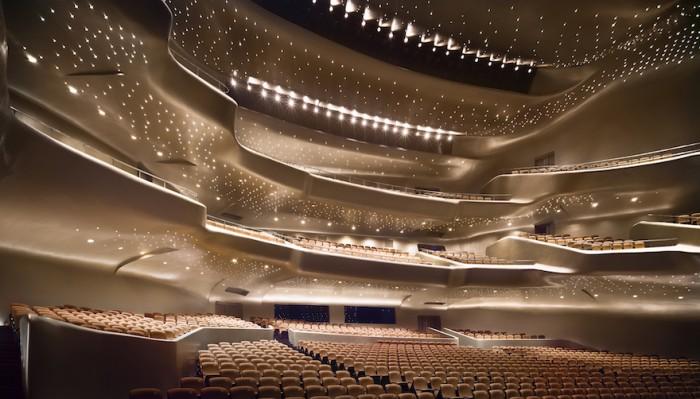 Guangzhou Opera House - Photo Credit: Virgile Simon Bertrand