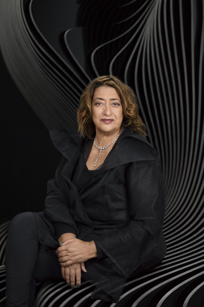 a tribute to world renowned architect zaha hadid design