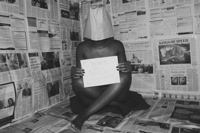 Model: Buhle Mangena