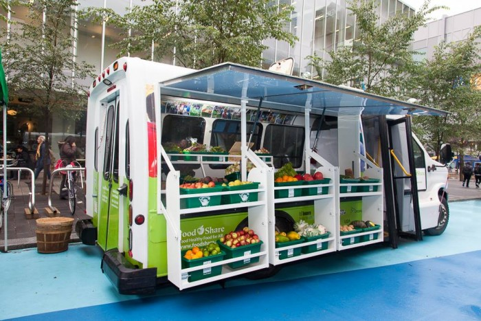 The FoodShare Truck
