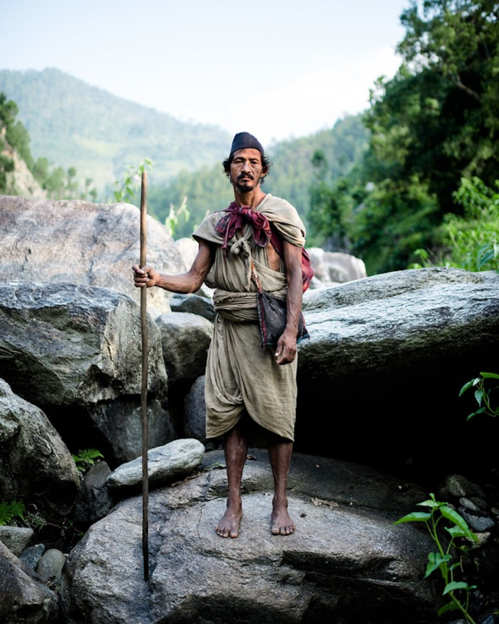 Photographer documents the last nomadic people of Nepal