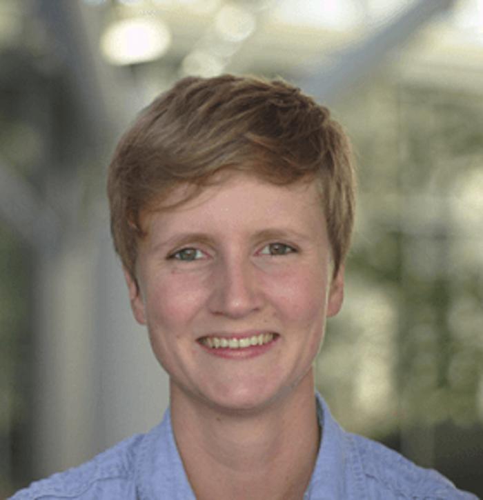Dr Imogen Wright, creator of Exatype