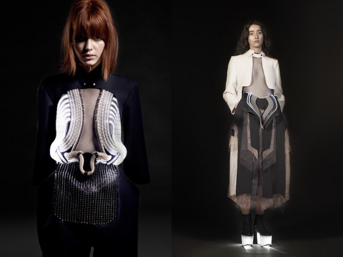 Body Electric: Technology meets fashion by Clara Daguin