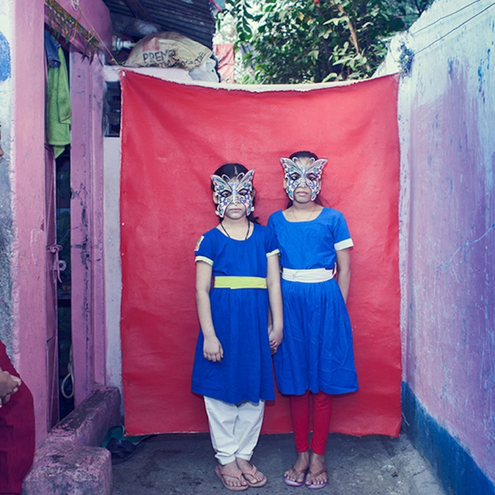 Portraiture encourages pride in a marginalised Bangladeshi community