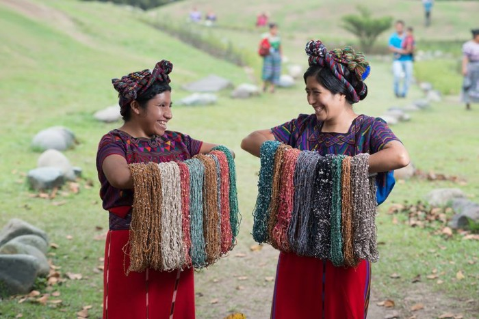 Bringing to life the dreams of rural women in Guatemala, Wakami is a design-driven organisation that sells over -million in products to over 20 countries. Image: Wakami