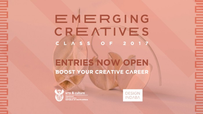 Emerging Creatives 2017: Entries open