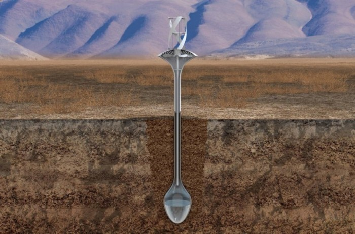WaterSeer device
