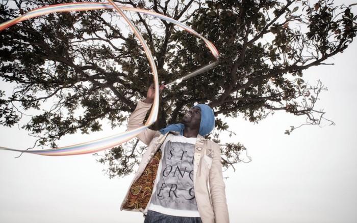 Dakar Creatives by Jean Baptiste Joire: Saliou Sarr- Singer