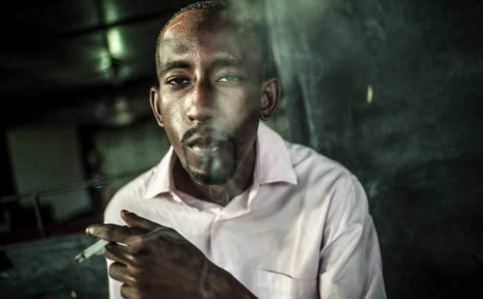 Dakar Creatives by Jean Baptiste Joire: Mamadou Diallo- Writer