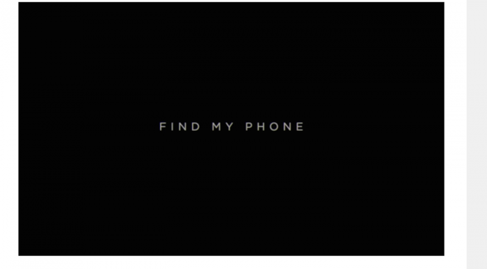 Find My Phone