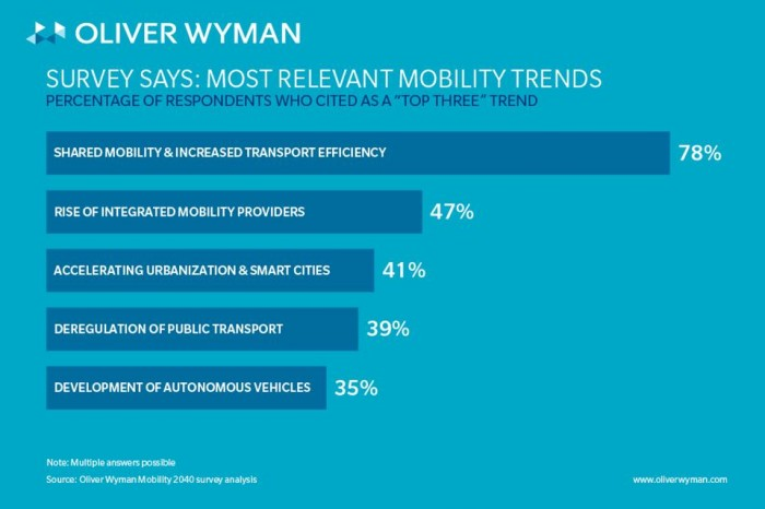 Oliver Wyman Survey