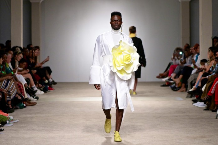New collection by Rich Mnisi. Image: Simon Deiner / SDR Photo
