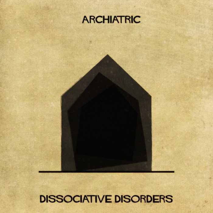 Dissociative disorders by Federico Babina