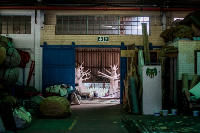 Inside a Dream art installation. Photos by Jonx Pillemer.