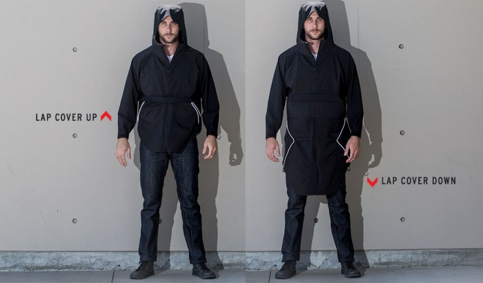 Rayn Jacket by Open Style Lab x Betabrand