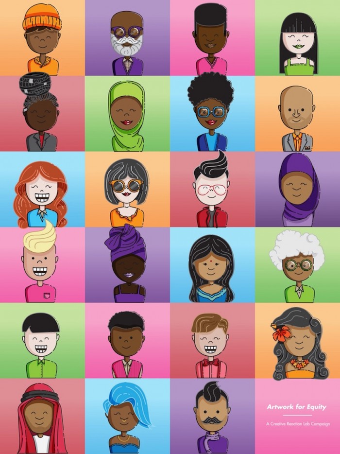 """Diversity is Life"" Design by Kevin Schneider"