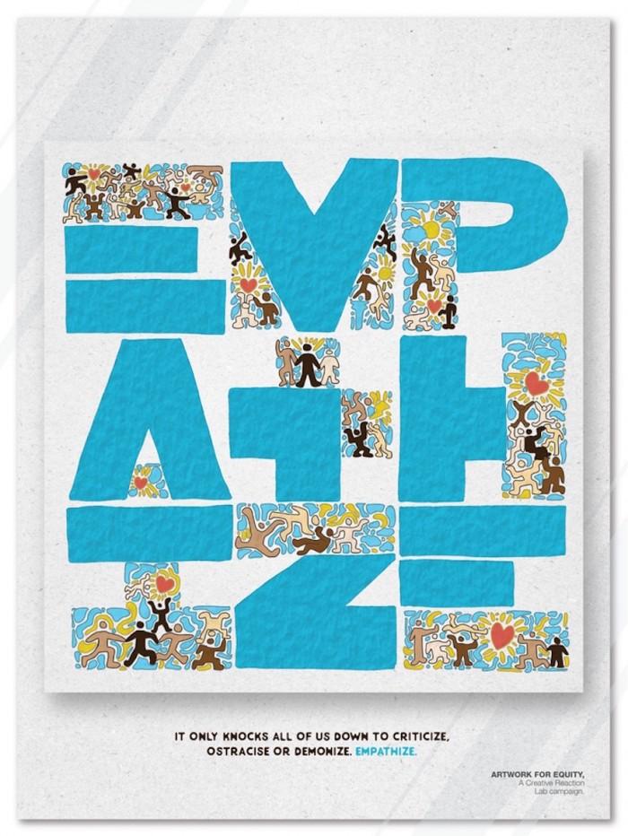 """""""Empathize"""" Design by Jayvn Solomon"""