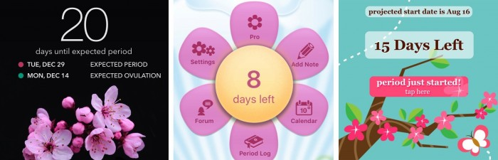 Smartphone apps used to track menstrual cycles often disappoint users with a lack of accuracy, assumptions about sexual identity or partners, and pink designs