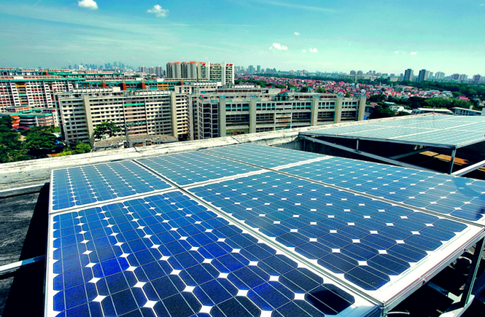 Solar leasing system in Singapore