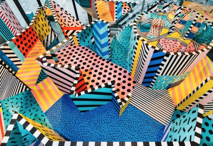 Camille Walala's Walala X Play/Pictures by Charles Emerson