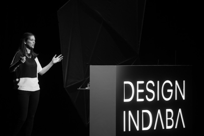 Paloma Strelitz at the Design Indaba Conference 2017