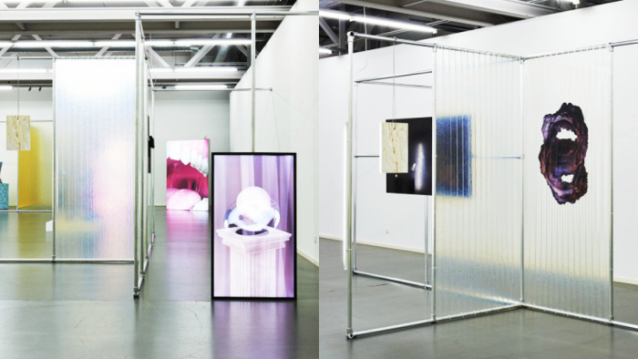 Augmented Photography exhibit in ECAL
