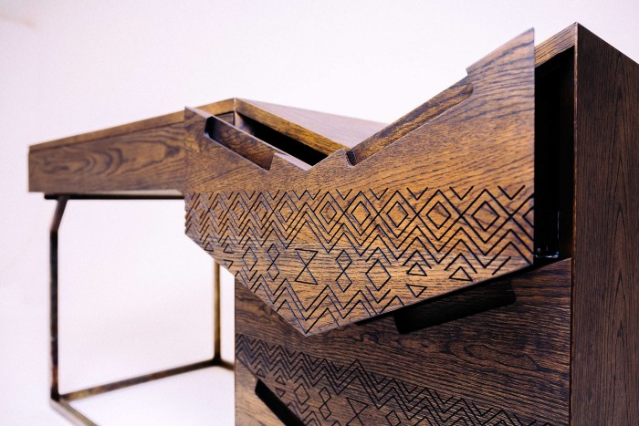 The Mvelo Desk by Siyanda Mbele
