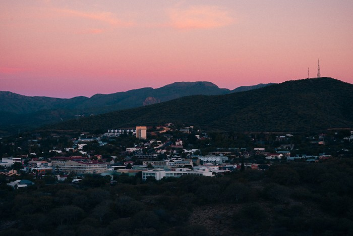 Windhoek, Namibia by Mutua Matheka
