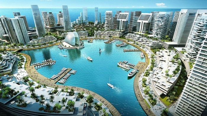 Eko Atlantic City Nigeria