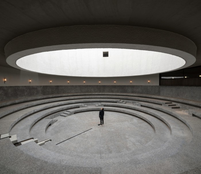 Aranya Art Center, Qinhuangdao, China 2019_photographed by Pedro Pegenaute