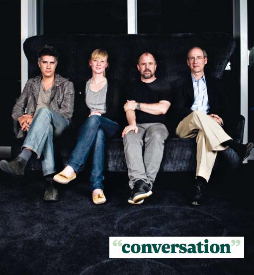 ICON conversation May 2010