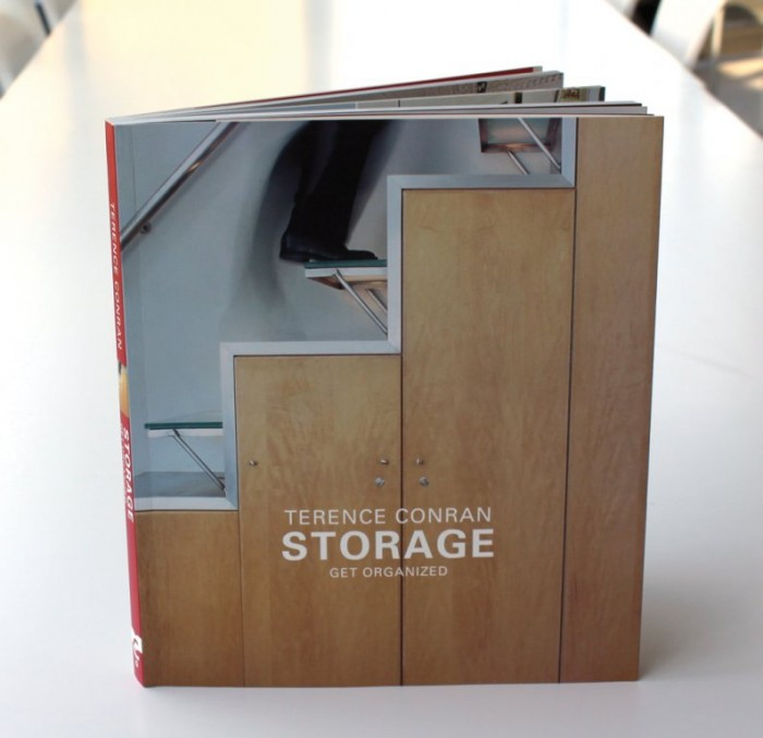 """Terence Conran's """"Storage: Get Organized"""", published by Conran Octopus"""