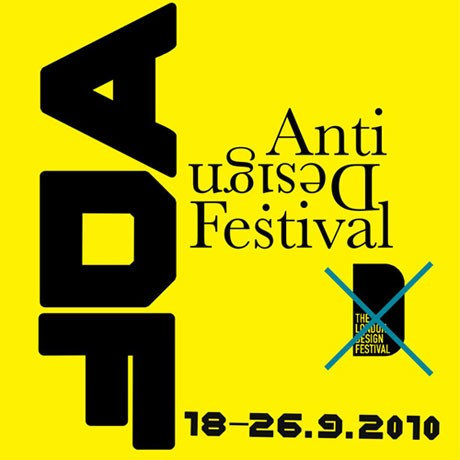 Anti-Design Festival. Image via Creative Review.