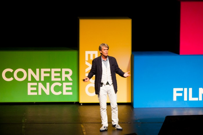 Design Indaba Conference: Sir John Hegarty