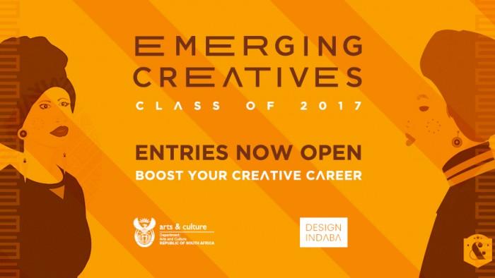 Design Indaba & DAC Emerging Creatives 2017