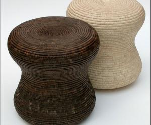 BarberOsgerby stool made in KZN