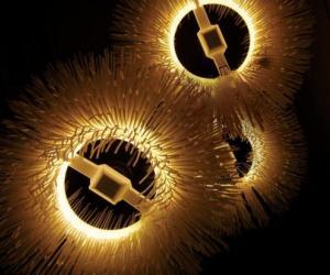 Zip-Tie Lights by Steven Haulenbeek.