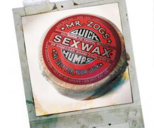 Sex wax, suggested by Scott Robertson