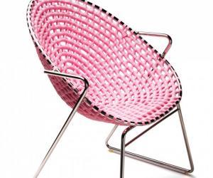 Zulu Mama Chair by Haldane Martin