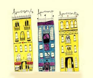 Apartments by Lauren Fowler.
