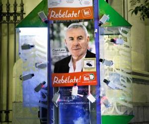 Politicians under Surveillance. Photo: Gustavo Sanabria.