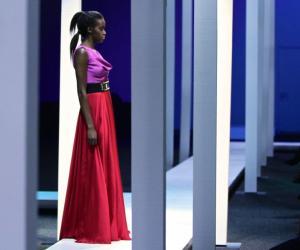 Fashion shows at Design Indaba Expo 2014