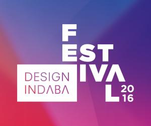 Design Indaba Festival 2016