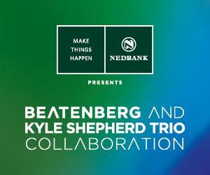 Nedbank presents Beatenberg and Kyle Shepherd Trio Collaboration