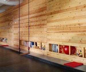 Ocean loft by SHSH Architecture.