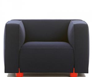 Knoll Sofa Collection by BarberOsgerby – armchair