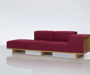 Geta Sofa by Arik Levy.