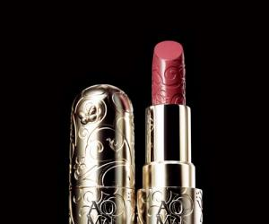 AQMW lipstick packaging by Marcel Wanders.